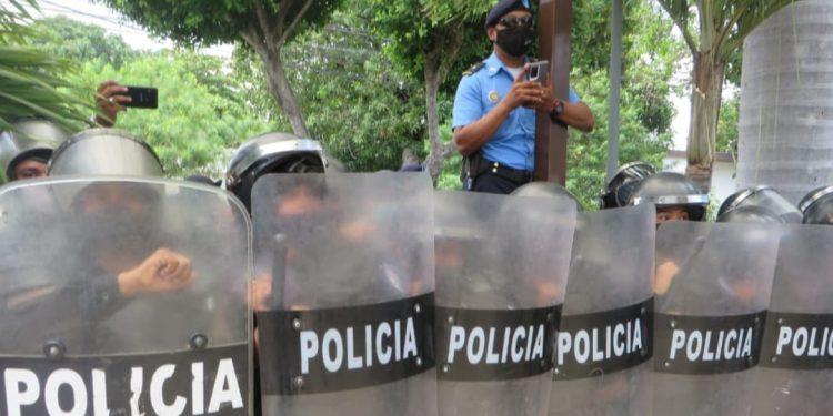 Ortega arreció sus ataques en las fechas conmemorativas de la insurrección del 2018. Foto: Articulo 66 / Noel Miranda