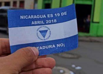 UNAB califica de exitosa jornadas de protestas en conmemoración del 19 de abril. Foto: Artículo 66 / Cortesía