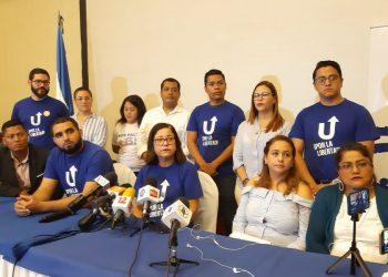 UNAB: «Quienes le han hecho el juego al orteguismo al impedir la unidad, reflexionen o pagarán el costo político». Foto: La Prensa.