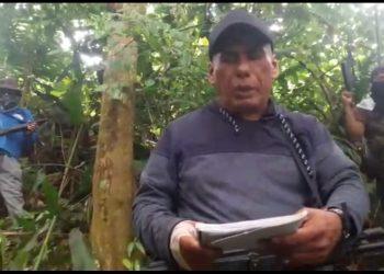Rearmados URN demandan la unidad de la Coalición Nacional y Alianza Ciudadana.Foto: Captura de pantalla.