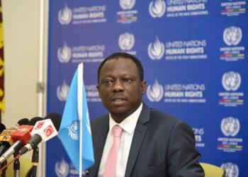 Relator especial de la ONU sobre derecho de reunión pacifica: «Hago un llamado al gobierno de Nicaragua para que garantice el derecho de reunión pacífica durante el proceso electoral». Foto: Internet.