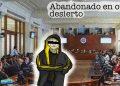 La Caricatura: El pueblo de Nicaragua abandonado en otro desierto