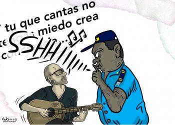 La Caricatura: Prohibido cantar