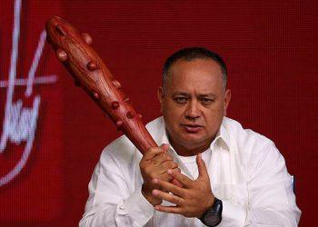 Chavismo condena al periódico El Nacional a pagar más de 13 millones de dólares a Diosdado Cabello. Foto tomada de Internet.