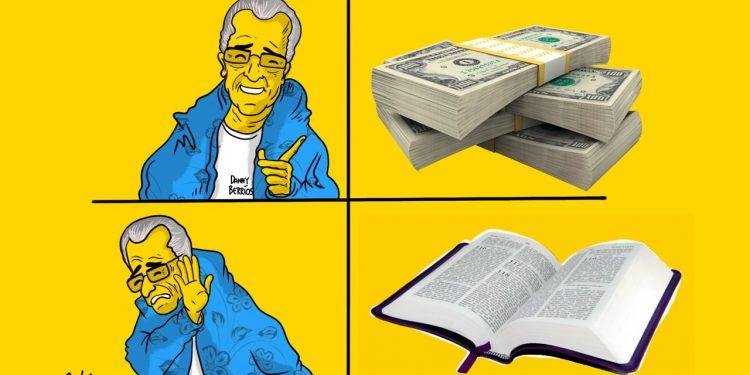 La Caricatura: Prioridades «cristianas»