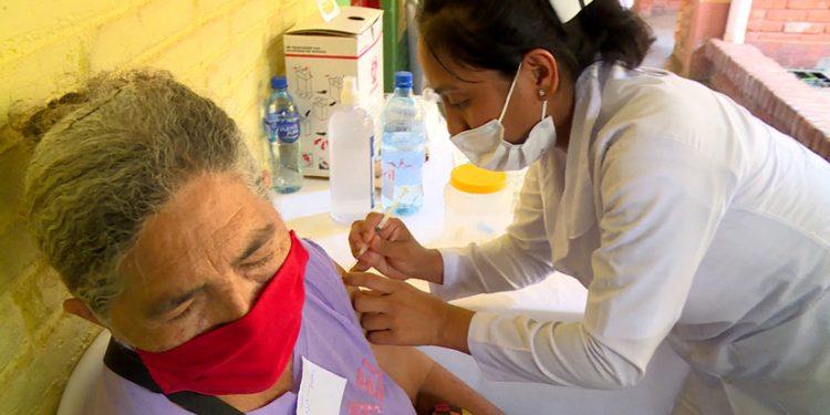 Hasta en mayo, el personal de salud será vacunado contra el COVID-19: Foto: Gobierno