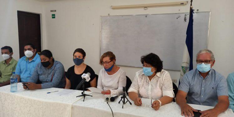 Coalición Nacional dispuesta a sentarse con partidos políticos para pujar por magistrados electorales. Foto: Noel Miranda/ Artículo 66.