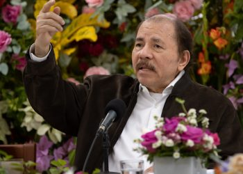 Daniel Ortega, dictador de Nicaragua. Foto: CCC
