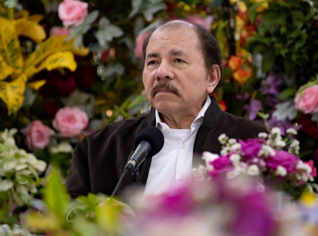 Daniel Ortega implora que no continúen las sanciones contra su círculo cercano. Foto: CCC.
