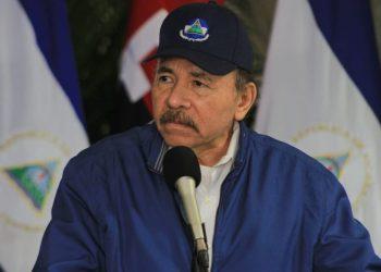Ortega ha incrementado la represión y asedio hacia la oposición en Nicaragua. Foto/CCC