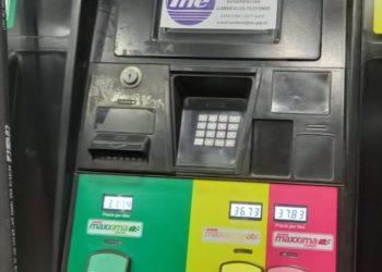 Gasolina vuelve aumentar de precio, después de una semana de fugás rebaja. Foto: Artículo 66 / Noel Miranda