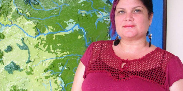 Fallece la periodista Ileana Lacayo a consecuencia del COVID-19. Foto: RRSS.