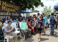 OPS advierte irregularidades en vacunación contra COVID-19 en Nicaragua. Foto: Vacunación en Masaya/Gobierno.