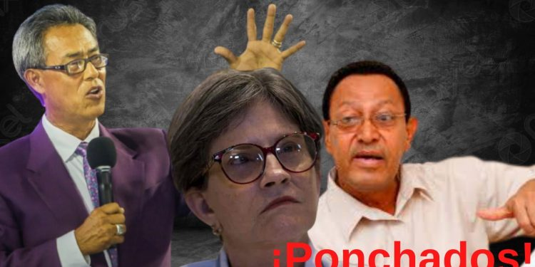 CxL y PRD, los dos culpables de no firmar la unidad, dice Dennis Martínez