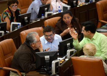 Los candidatos eternos del FSLN en la Asamblea Nacional
