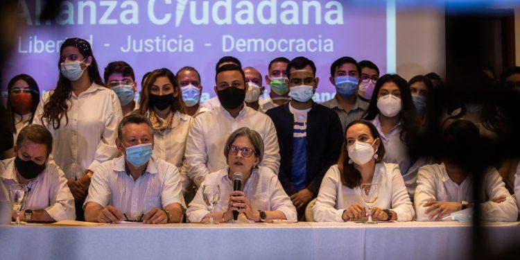 La Alianza Ciudadanos por la Libertad dice que sus puertas están abiertas, pero integrantes de la Coalición Nacional lo refutan | Redacción Abierta.
