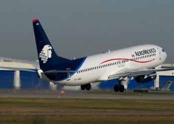 Aeroméxico reiniciará operaciones en Nicaragua partir del primero de julio. Foto: Artículo 66 / Internet