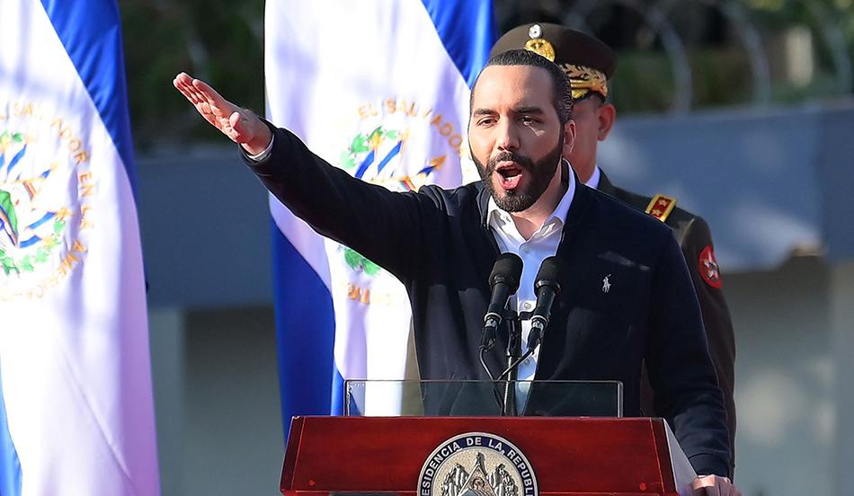 Empresarios centroamericanos saltan en defensa magistrados y fiscal destituidos por Bukele en el Salvador. Foto: PanAm Post.