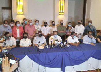 CxL y Alianza Ciudadana descartaron la unidad, «es decepcionante y vergonzoso», afirma la Coalición Nacional. Foto: Cortesía.