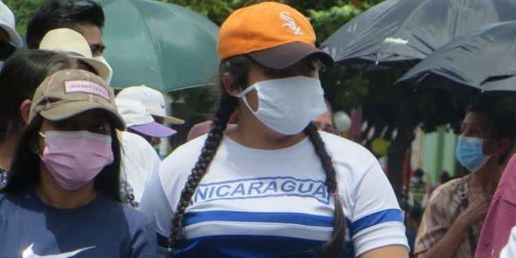 Incremento de casos en Nicaragua por COVID-19. Foto: Artículo 66 / Noel Miranda
