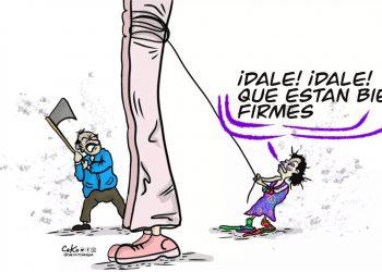 La Caricatura: El terror de los dictadores
