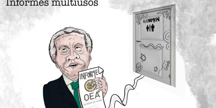 La Caricatura: Informe multiusos
