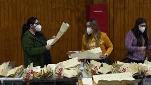 Chilenos respaldan con votación histórica la redacción de una nueva Constitución. Foto: Cortesía