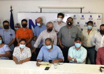Coalición Nacional plantea nueva propuesta al CxL para lograr unidad opositora. Foto: Cortesía.