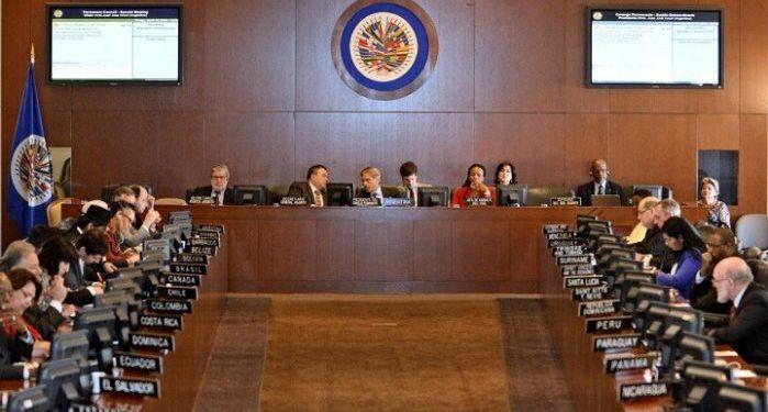 OEA anuncia sesión extraordinaria el 15 de junio por situación de Nicaragua. Foto: Internet.