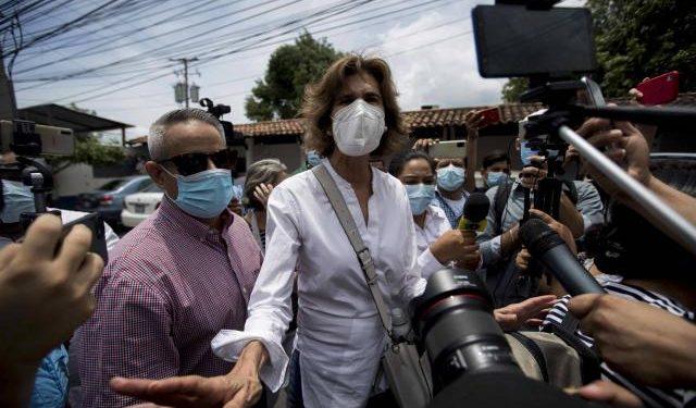 Expresidentes latinoamericanos urgen a la OEA intervenir por la liberación de Cristiana Chamorro. Foto: Internet.