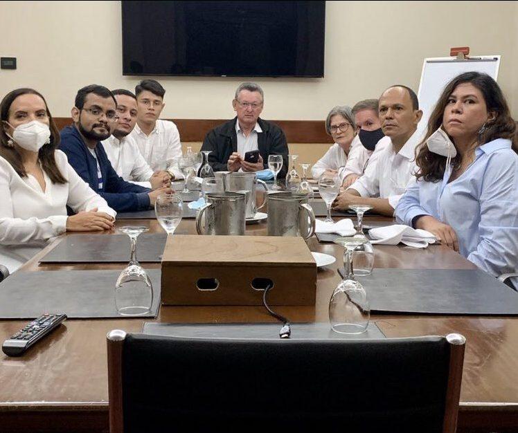 Alianza de CxL llama a movimientos políticos a unirse a su bloque en las elecciones presidenciales. Foto: CxL.