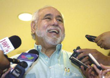 Francisco «Chicón» Rosales, el ejecutor de la impunidad dictada por Ortega. Foto LA PRENSA/Miguel Lorío.