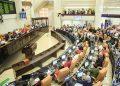 COSEP rechaza imposición de Ortega en el CSE y reformas electorales a su medida. foto: Asamblea Nacional