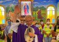 Padre Damián confirma motivos políticos en cancelación de su residencia. Foto: Redes sociales.