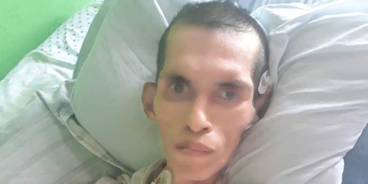 Muere sin recibir justicia, Néstor Sotelo, víctima de la represión de 2018. Foto: Artículo 66 / Redes sociales
