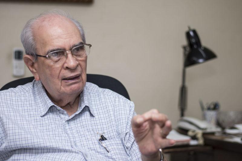 Dictadura cita a Fabio Gadea Mantilla, director de Radio Corporación, a la Fiscalía por caso de Cristiana Chamorro