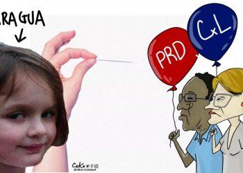 La Caricatura: Nicaragua Decide