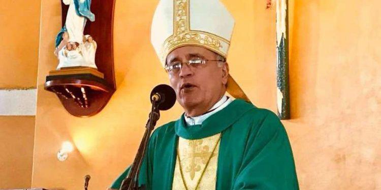 Monseñor Silvio Báez: «Son ciegos ideológicamente quienes obedecen en modo sumiso».Foto: Internet.