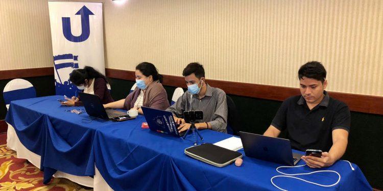 UNAB presenta lista preliminar de resultados de sus elecciones primarias.   Foto: UNAB