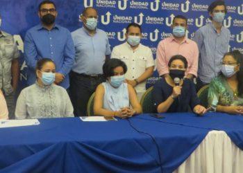 UNAB arranca con sus elecciones primarias para diputaciones. Foto: Artículo 66 / Noel Miranda