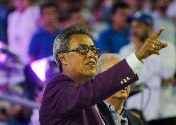Dennis Martínez: «CxL y PRD son los grandes culpables». Foto: EFE/ Artículo 66.