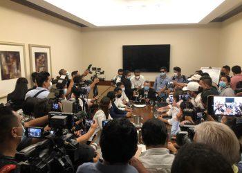 CxL inscribió alianza electoral sin el otro bloque opositor. Foto/Cortesía