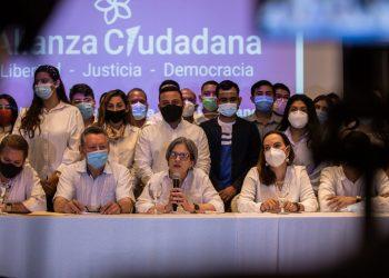CxL inscribe alianza electoral en solitario. Foto: Redacción Abierta