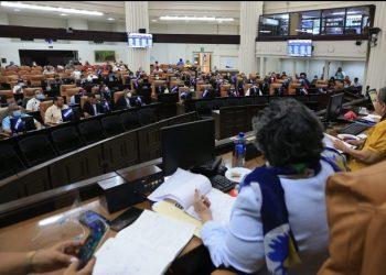 ¿Quiénes son los nuevos magistrados del CSE? Hijos «advenedizos» del FSLN. Foto: CCC.