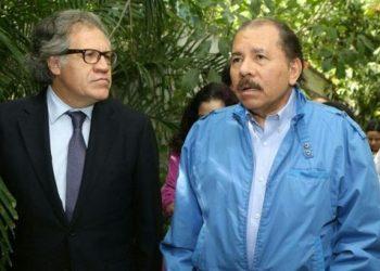 Estados miembros de la OEA votan para que la dictadura de Nicaragua pare la represión
