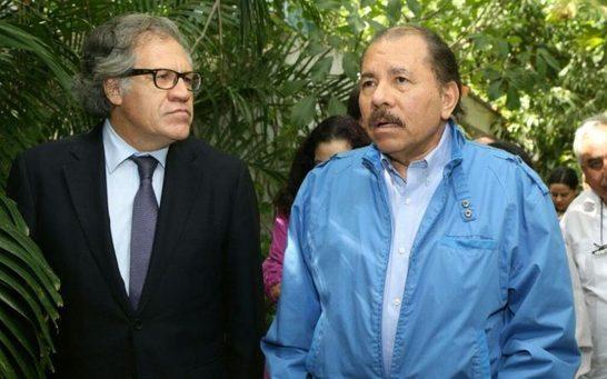 OEA condena represión y encarcelamiento de más opositores en Nicaragua