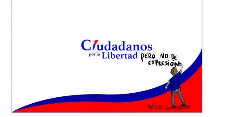La Caricatura: Libertad selectiva