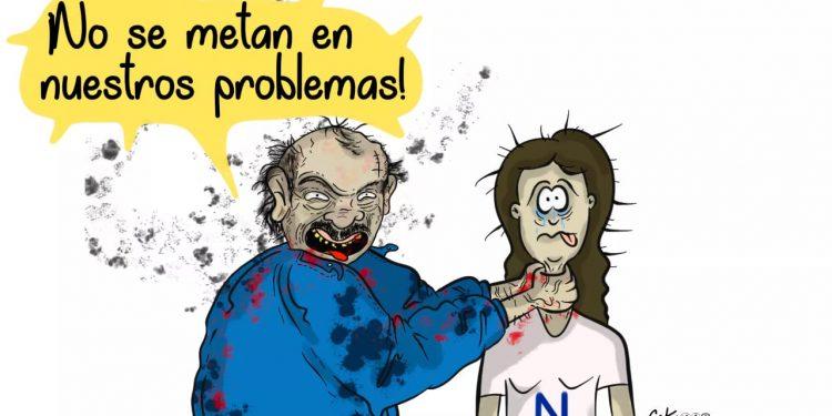 La Caricatura: Nicaragua soberana