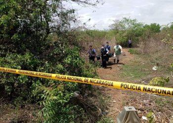 38 nicaragüenses, víctimas de femicidio en el primer semestre 2021. Foto: Femicidio en Managua. RRSS