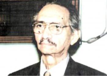 Fernando Centeno Zapata, escritor de novelas, poesía y cuentos. Foto/Cortesía